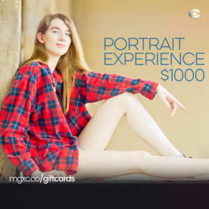The Portrait Experience Gift Card $1000