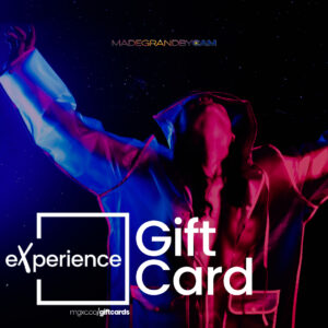 eXperience MADEGRANDBYCAM Gift Card for First-Time Buyers - New Client Experience